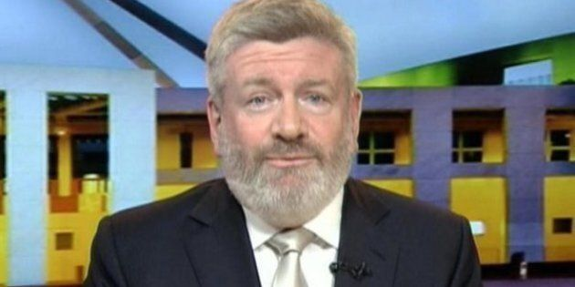 Mitch Fifield Wins The Political Holiday Beard