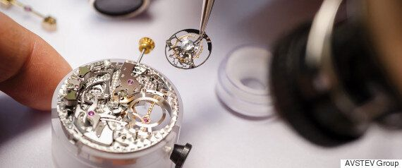 How One Small Family Business Is Tapping Into The Luxury Watch