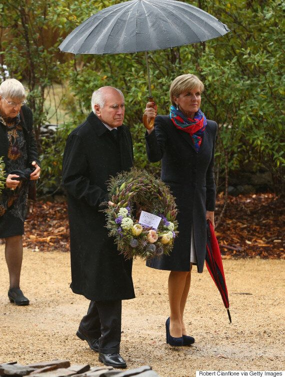 Hundreds Gather At Port Arthur Memorial Service 20 Years