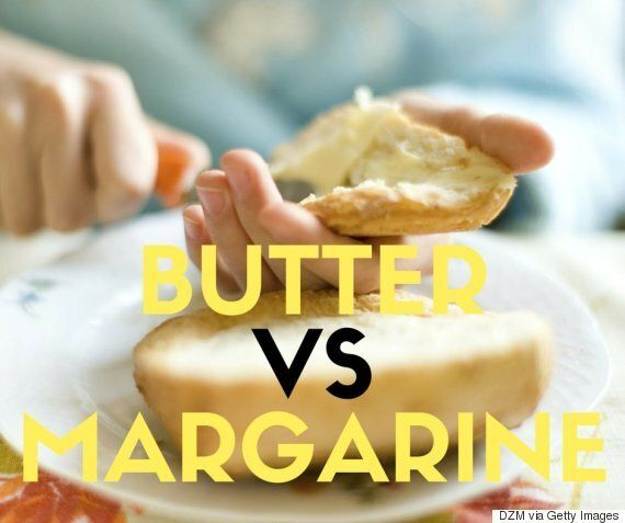 Butter Or Margarine: Which Is Better For