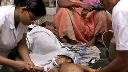 At Least 30 Children Die In Indian Hospital Due To Oxygen