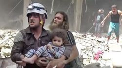 Dozens Dead After Airstrike Hits Syrian Hospital Amid 'Barely Alive'