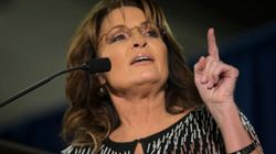 Sarah Palin Somehow Links Son's Domestic Violence Arrest To