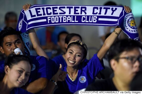 Leicester Win Premier League Title, Which Was Statistically Less Likely To Happen Than Kim Kardashian...