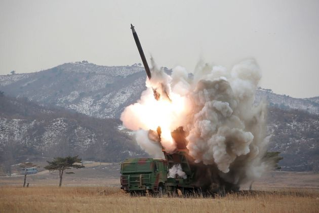 This year, North Korea has conducted 14 missile