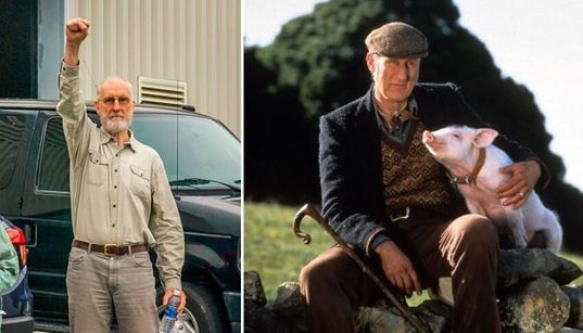 Actor James Cromwell Is 77 Years Old And Won't Stop Getting