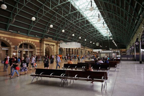 Sydney's Central Station To Become Massive Sports