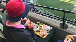 Bloke's Footy Feed Proves Melbourne Has Well And Truly Outdone