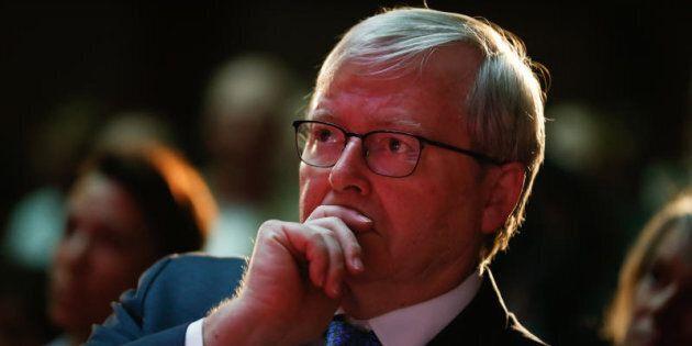 Kevin Rudd: