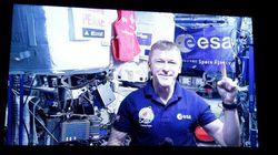 Astronaut Tim Peake Completes London Marathon In