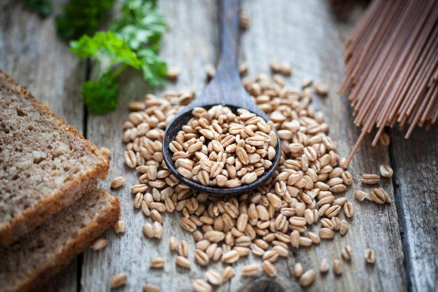 Eating whole grains is linked with a reduced risk of health conditions like type 2 diabetes and cardiovascular disease.