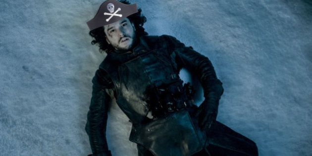 If 'Game Of Thrones' Characters Were Download