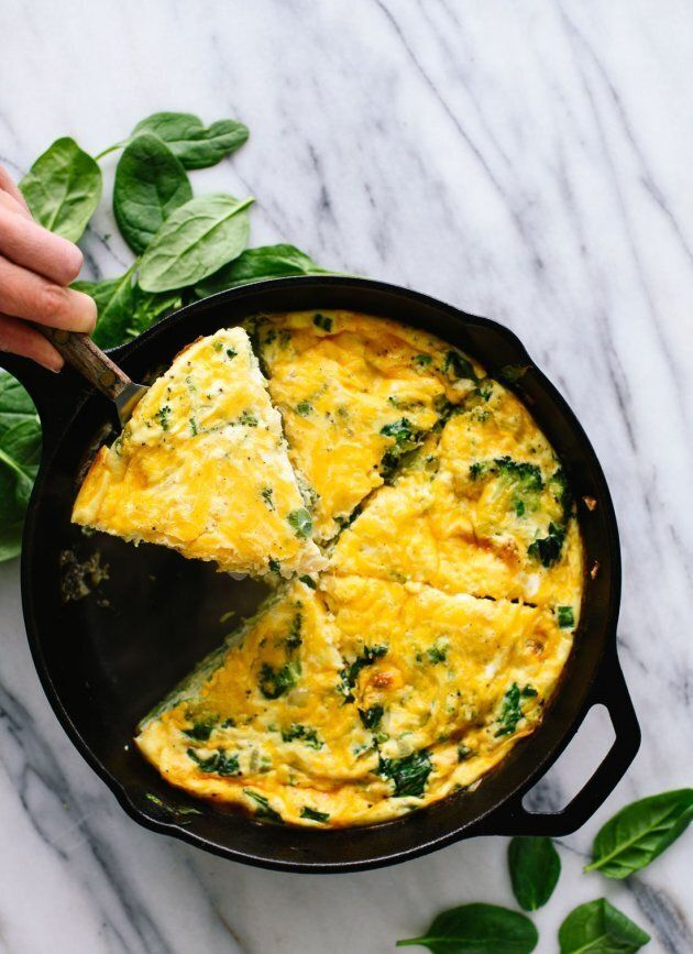 7 Healthy Quiche And Omelette Recipes For Any Time Of
