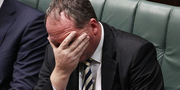 Barnaby Joyce Roasted Online Over New Zealand Dual