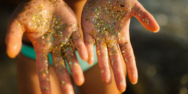 Please DON'T Put Glitter In Your Plebiscite Envelope When You Mail