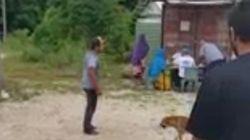Nauru Refugee Sets Himself On Fire In Protest (GRAPHIC