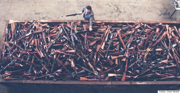 Australia's Landmark Gun Reforms: The Aftermath Of The Port Arthur