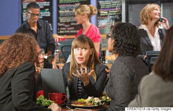 Why Meeting Potential Clients At A Cafe Or Your Home Office May Not Be Such A Good