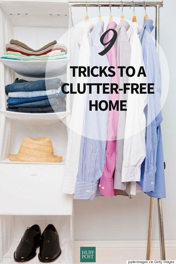 Clutter-Proof Your Home: 9 Simple