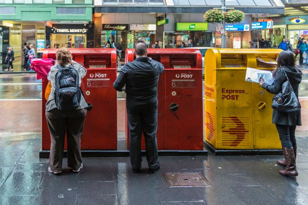 Hey Gen Y, remember those things called post boxes? You might actually get a chance to use one next