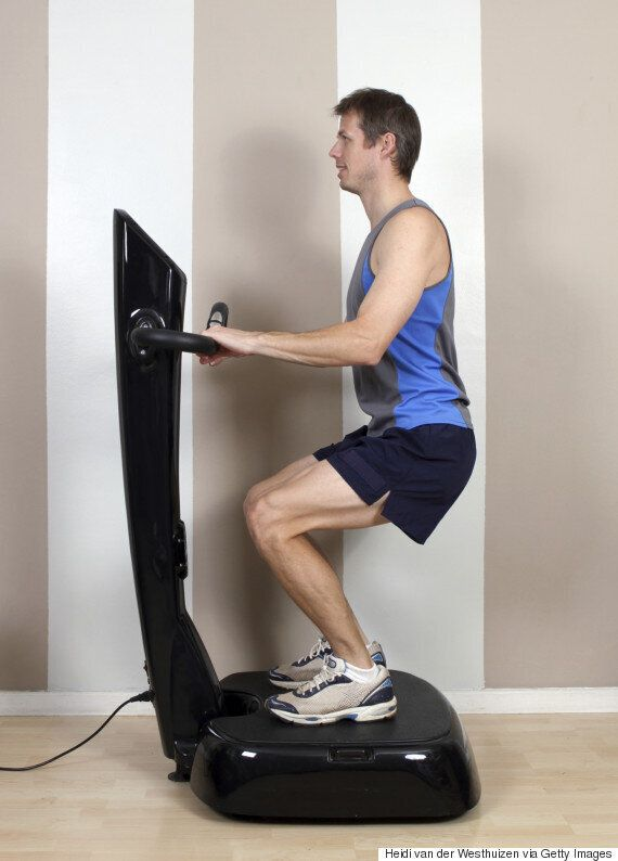 Vibration Training Machines: Do They Actually