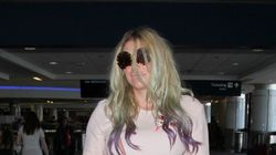 Kesha Makes Her Return To The Studio To Record With