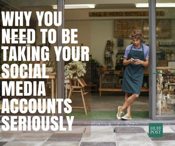 Social Media And Work: Why We Should Be Taking Our Accounts