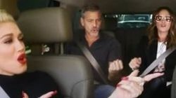 George Clooney, Julia Roberts And Gwen Stefani Did Carpool