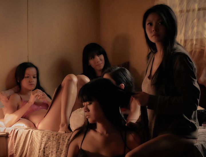 The series delves into Sydney's Asian brothel trade.