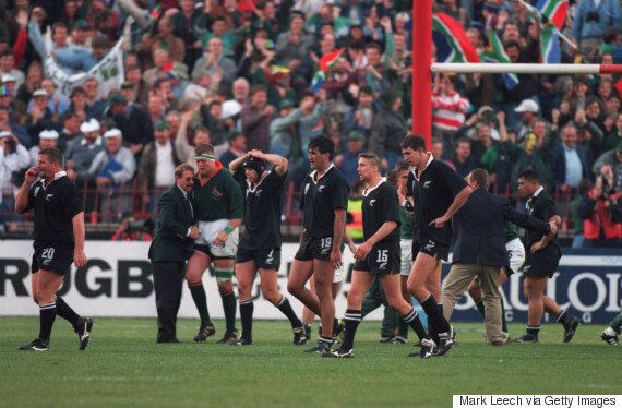 Rugby World Cup 1995: Were the All Blacks Poisoned By Dodgy Water Before Losing Final To South African