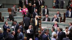 Another Day Of Australia's Parliament Descending Into Total