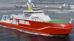 New UK Polar Ship Won't Be Named 'Boaty