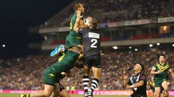 Australia's Kangaroos Beat New Zealand 16-0 In Rugby League