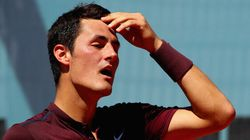 Tomic, Kyrios Warned To Improve Behaviour Ahead Of
