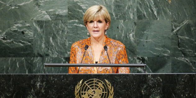 Global Education Can Be Julie Bishop's Legacy As Foreign