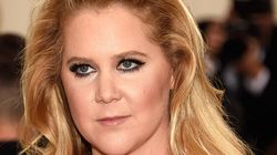 Amy Schumer Poses Topless For The Cover Of Her First