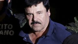 Mexico Drug Lord 'El Chapo' Moved To Jail On U.S.
