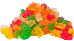 Watch An Army Of Gummy Bears Come To A Sad And Sticky