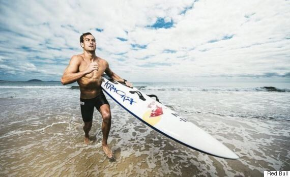 Meet Matt Poole, The Aussie Trying To Win His Second Molokai2Oahu, The World's Toughest Paddleboard