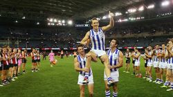 North Melbourne Pip St Kilda By Seven As Drew Petrie Celebrates 300th Match In