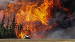 Canada's Wildfire Evacuees Warned They Will Not Return Home For
