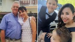 Wife Pays Tribute After Australian Husband And Son Electrocuted Fixing Pool In