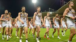 GWS Giants Just Gave Hawthorn 75 Reasons To Worry About Their Quest For A Fourth Straight