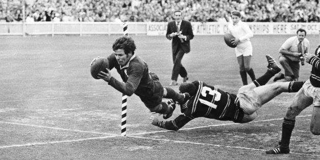 The Good Old Days When Rugby Was In A League Of Its