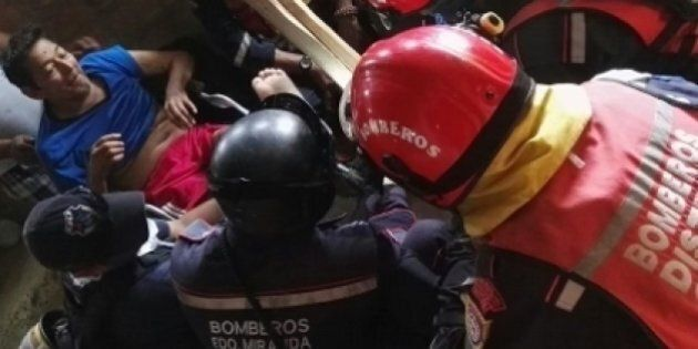 72-Year-Old Man Rescued From Collapsed Building Two Weeks After Ecuadorian
