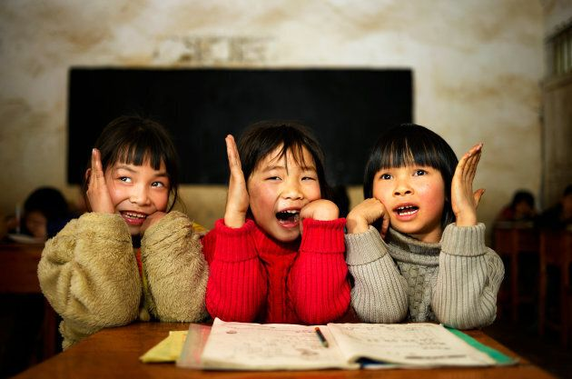 Socioeconomic factors, such as rural schooling in villages, can also play a part.
