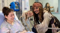 Captain Jack Sparrow Delights Kids At Canadian Children's
