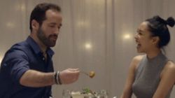 Strangers Were Asked To Feed Each Other To See If They'd Find