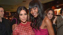 Kim Kardashian's Sheer Dress Will Make You Do A