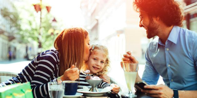 69 percent of parents can identify a favourite child.